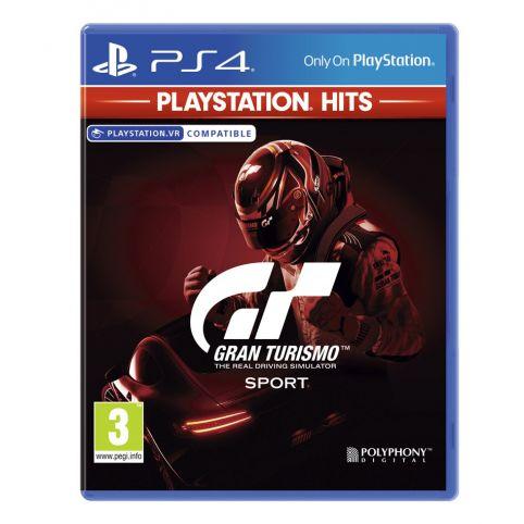 Gran Turismo Sport - PlayStation Hits (PS4)