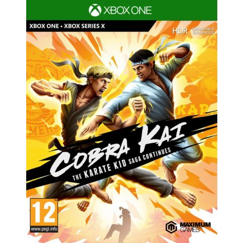 Cobra Kai: The Karate Saga Continues (Xbox One)