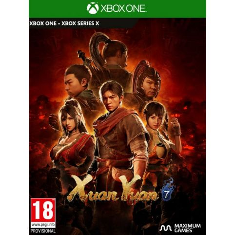 Xuan Yuan Sword 7 (Xbox One)