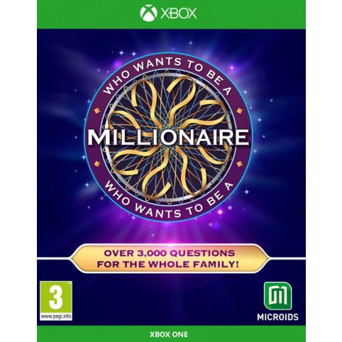 Who Wants To Be A Millionaire (Xbox One)