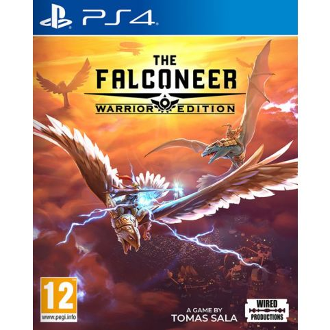The Falconeer: Warrior Edition (PS4)