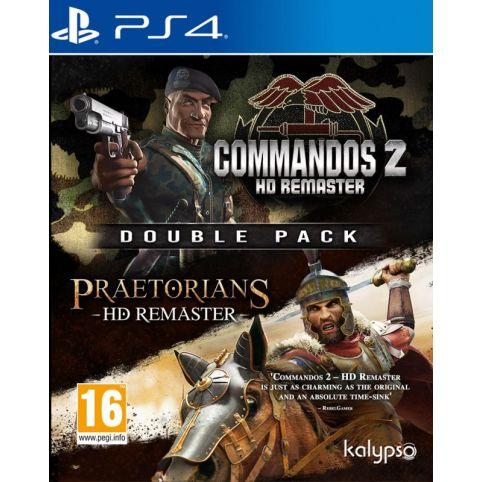 Commandos 2 & Praetorians HD Remaster Double Pack (PS4)