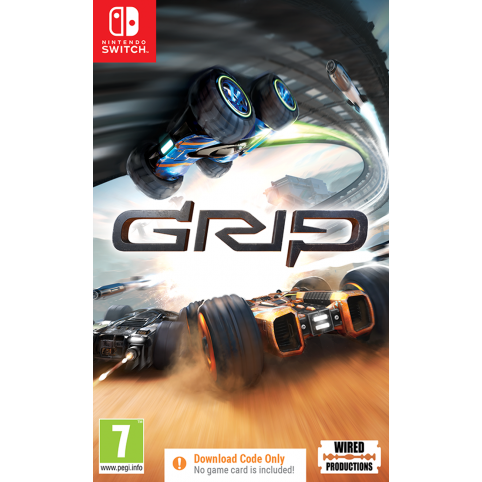 Grip: Combat Racing [Code In A Box] (Switch)