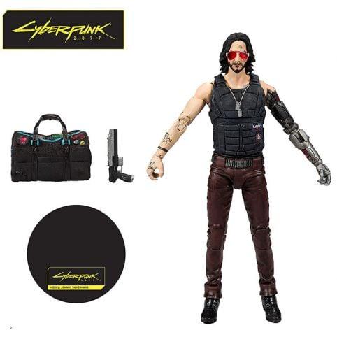 McFarlane Toys Cyberpunk 2077 Johnny Silverhand Variant 18cm Action Figure