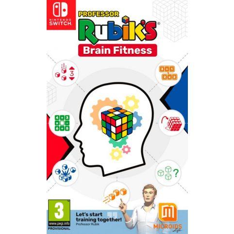 Professor Rubick's Brain Fitness (Switch)