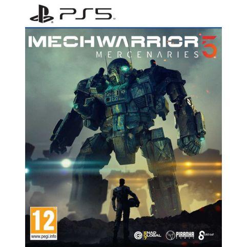 MechWarrior 5: Mercenaries (PS5)