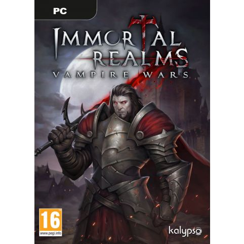 Immortal Realms: Vampire Wars (PC)