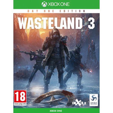 Wasteland 3: Day One Edition (Xbox One)