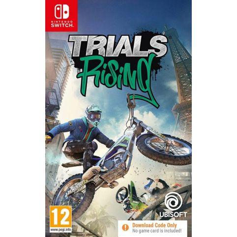 Trials Rising [Code In A Box] (Switch)