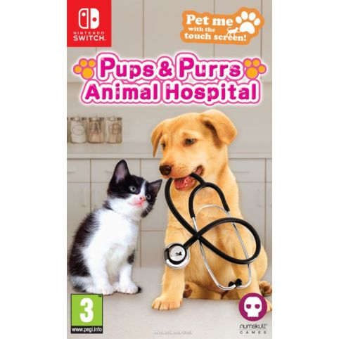 Pups & Purrs: Animal Hospital (Switch)