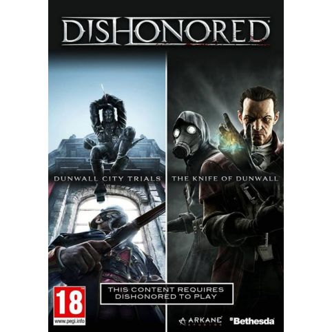 Dishonored DLC Pack 1 & 2 (PC)