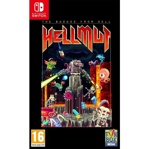 Hellmut: The Badass from Hell (Switch)