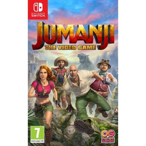 Jumanji [Code In A Box] (Switch)