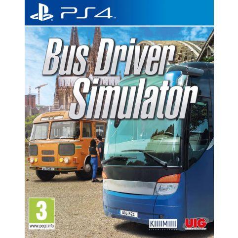 Bus Driver Simulator (PS4)