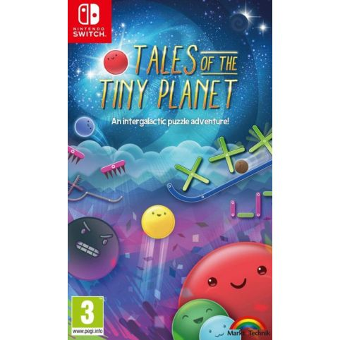 Tales Of The Tiny Planet (Switch)