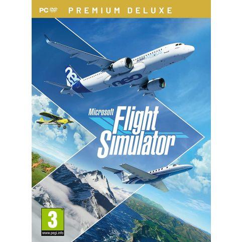 Microsoft Flight Simulator 2020 Premium Deluxe Edition (PC)