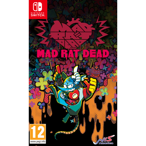 Mad Rat Dead (Switch)