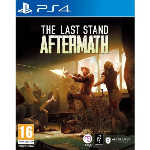 The Last Stand Aftermath (PS4)