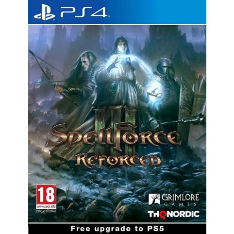 SpellForce 3 Reforced (PS4)