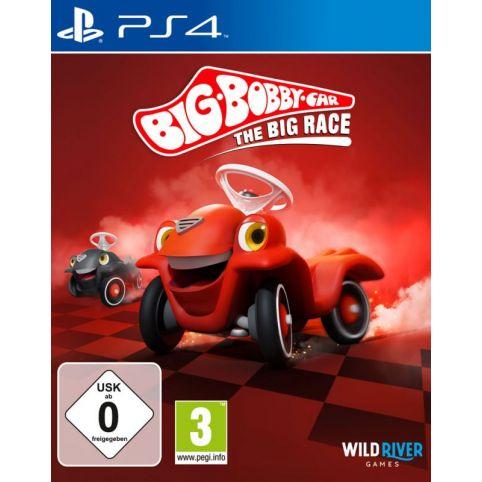 Big Bobby Car: The Big Race (PS4)
