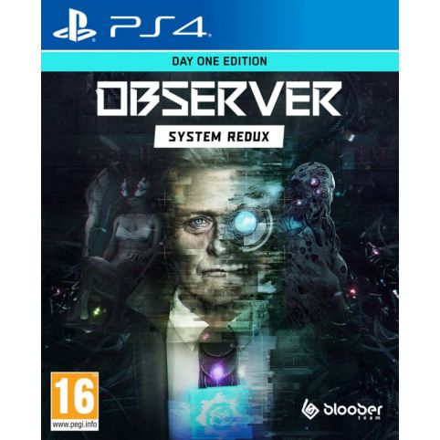 Observer System Redux - Day One Edition (PS4)