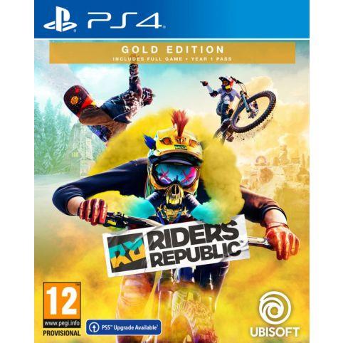 Riders Republic - Gold Edition (PS4)
