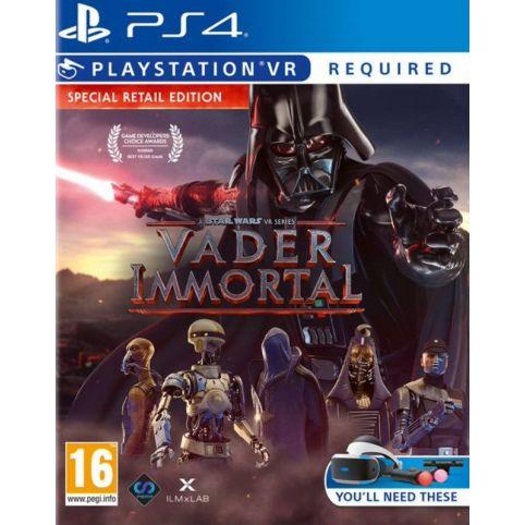Vader Immortal: A Star Wars VR Series (PS4 PSVR)