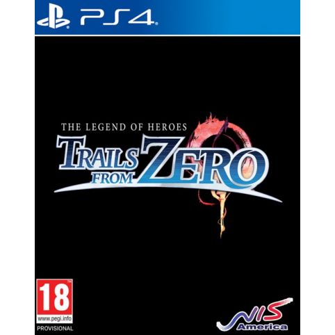 The Legend Of Heroes: Trails From Zero (PS4)