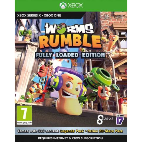 Worms Rumble Fully Loaded Edition (Xbox Series X)