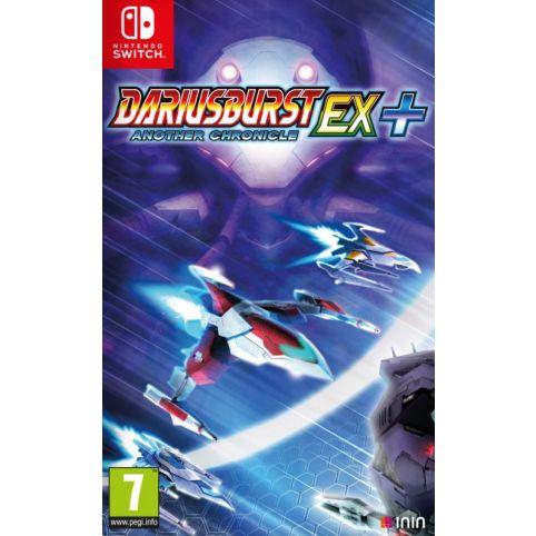 Dariusburst: Another Chronicle EX+ (Switch)