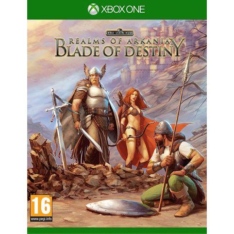 Realms Of Arkania: Blade Of Destiny (Xbox One)