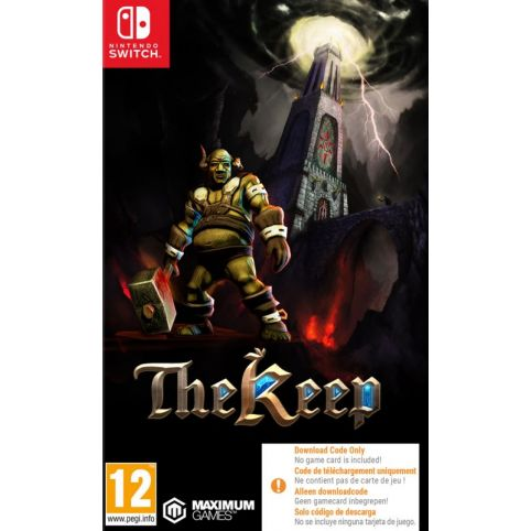 The Keep [Code In A Box] (Switch)