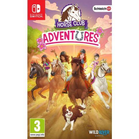 Horse Club Adventures (Switch)