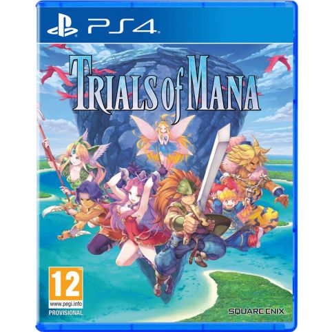 Trials of Mana (PS4)