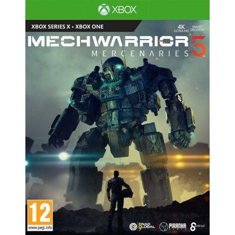 MechWarrior 5: Mercenaries (Xbox Series X)