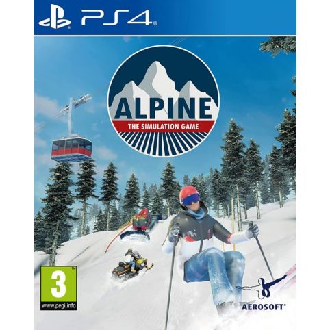 Alpine: The Simulation Game (PS4)