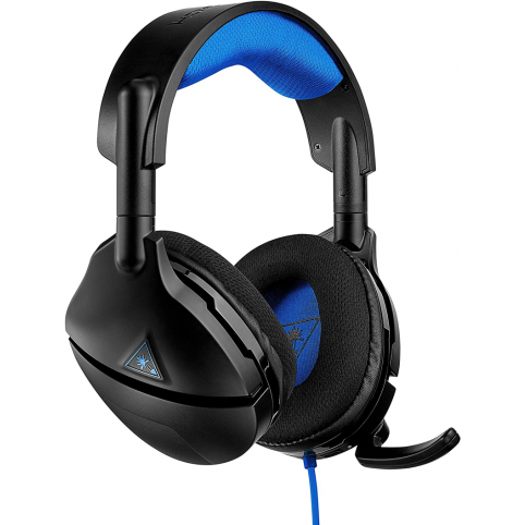Turtle Beach Stealth 300P Gaming Headset for PS4 - Blue/Black