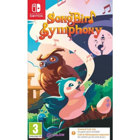 Songbird Symphony [Code In A Box] (Switch)