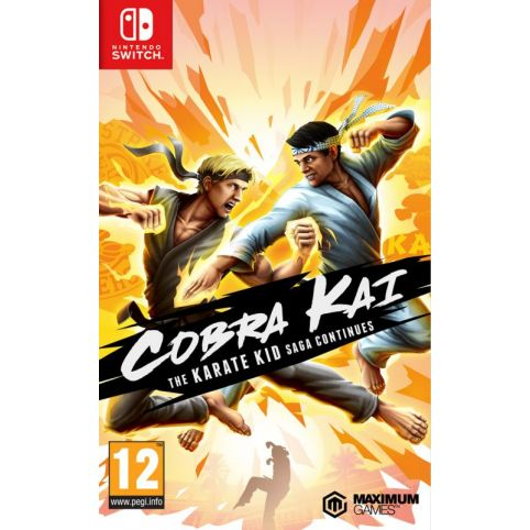 Cobra Kai: The Karate Saga Continues (Switch)