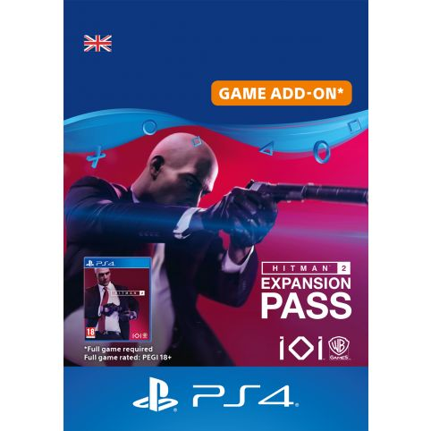 Hitman 2 Expansion Pass - Digital Code - UK account
