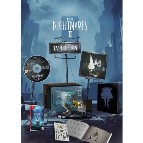 Little Nightmares II TV Edition (Switch)