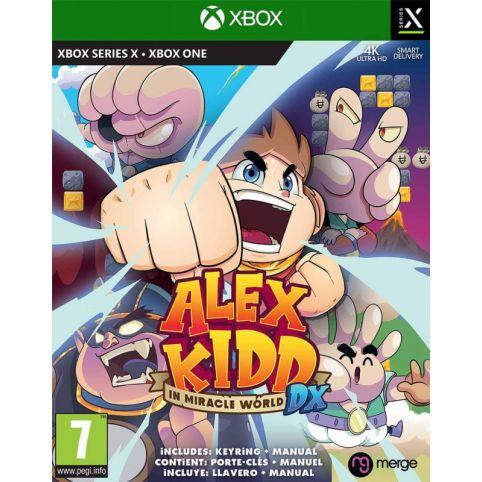 Alex Kidd In Miracle World DX (Xbox Series X)