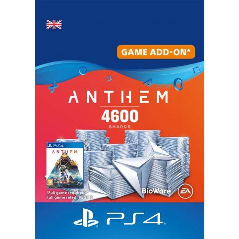 Anthem 4600 Shards Pack - Digital Code - UK account