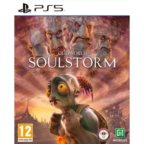 Oddworld Soulstorm: Day One Oddition (PS5)