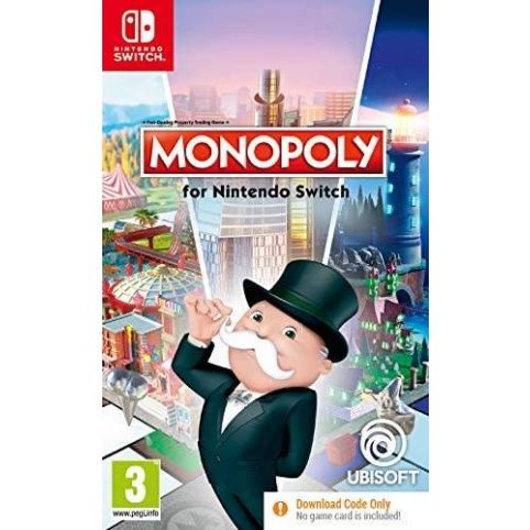 Monopoly [Code in Box] (Switch)