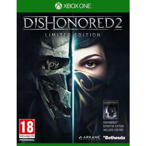 Dishonored 2 - Limited Edition (Xbox One)