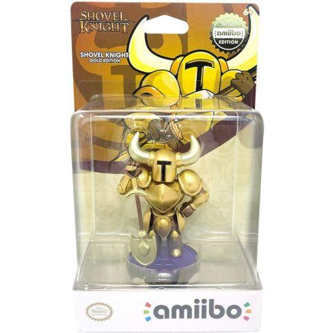 Nintendo Amiibo - Gold Shovel Knight (amiibo)