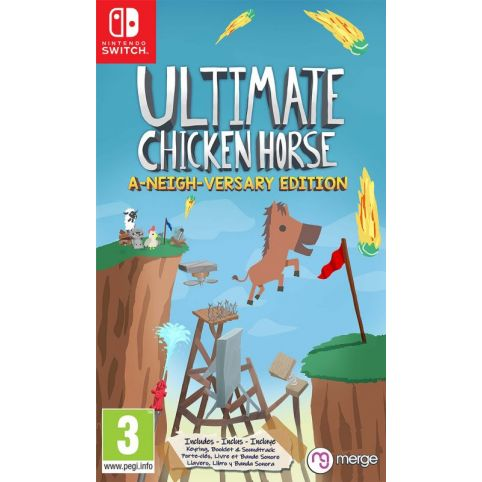 Ultimate Chicken Horse: A-Neigh-Versary Edition (Switch)