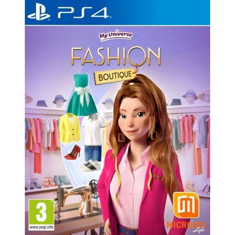 My Universe - Fashion Boutique (PS4)