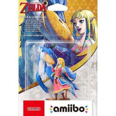 Zelda & Loftwing Amiibo (Amiibo)